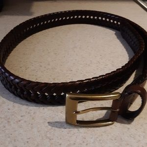 Other - Braided Leather Belt